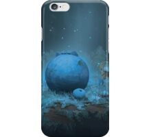 The Blueberry King iPhone Case/Skin