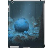 The Blueberry King iPad Case/Skin
