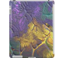 """Deeply Rooted"" original abstract artwork by Laura Tozer iPad Case/Skin"