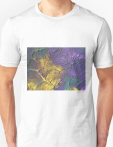 """""""Deeply Rooted"""" original abstract artwork by Laura Tozer Unisex T-Shirt"""