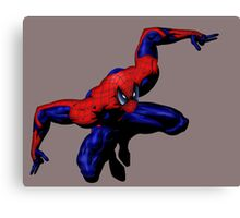 Friendly Neighborhood Spiderman Canvas Print