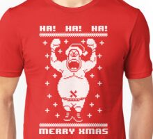 Ugly Xmas Sweater Unisex T-Shirt