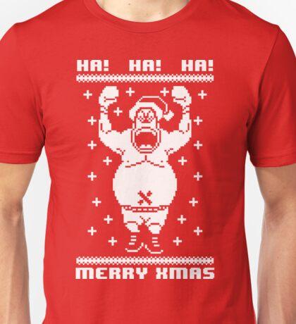 Ugly Xmas Sweater Unisex T-Shirt