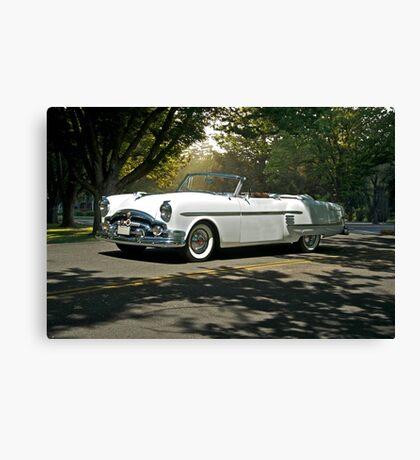 1954 Packard Clipper Convertible Canvas Print