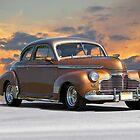 1941 Chevrolet Master Deluxe Coupe II by DaveKoontz