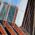 Abstract Architecture I by Kathie Nichols