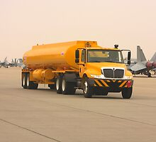 Trucks - Jet Refueling Truck by Buckwhite