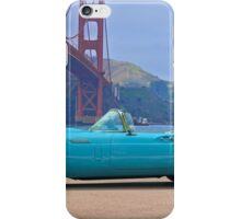 1957 Ford Thunderbird 4 iPhone Case/Skin