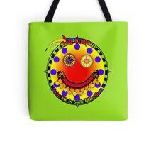Smile Compass Tote Bag