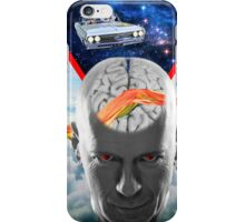 Mental Floss (Staring Bruce Willis) iPhone Case/Skin
