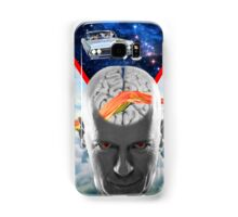 Mental Floss (Staring Bruce Willis) Samsung Galaxy Case/Skin