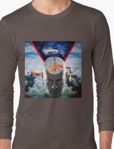 Mental Floss (Staring Bruce Willis) Long Sleeve T-Shirt