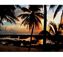 Run To Paradise Photographic Print
