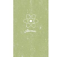 Atomic Photographic Print
