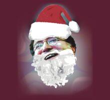 Merry Christmas GabeN (Glow) by entastictreeman