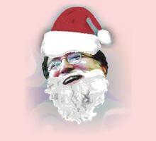 Merry Christmas GabeN (Glow) Baby Tee