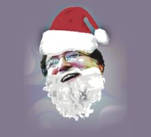 Merry Christmas GabeN (Glow) Kids Tee