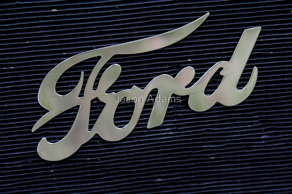 Old Ford by Jason Adams