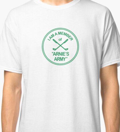 Arnie's Army T-shirt  - Arnold Palmer Classic T-Shirt