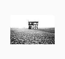 stilt house at the beach Unisex T-Shirt