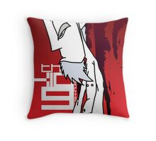 KID9 - Heavy Metal Throw Pillow