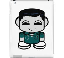 Nurse Hero'bot 1.0 iPad Case/Skin