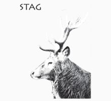 Stag by Oneof42