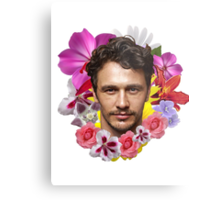 James Franco Metal Print