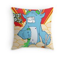 KID9 - Tako Thief Throw Pillow