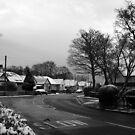 Kingsley Avenue, Hartlepool by Melissa Vowell