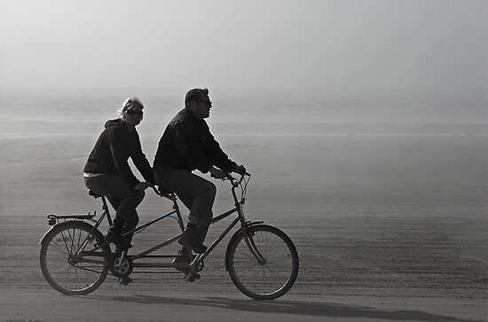 In Tandem by Andreas Mueller