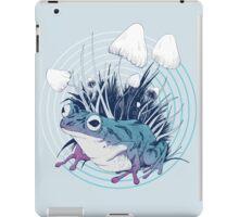 Frog iPad Case/Skin