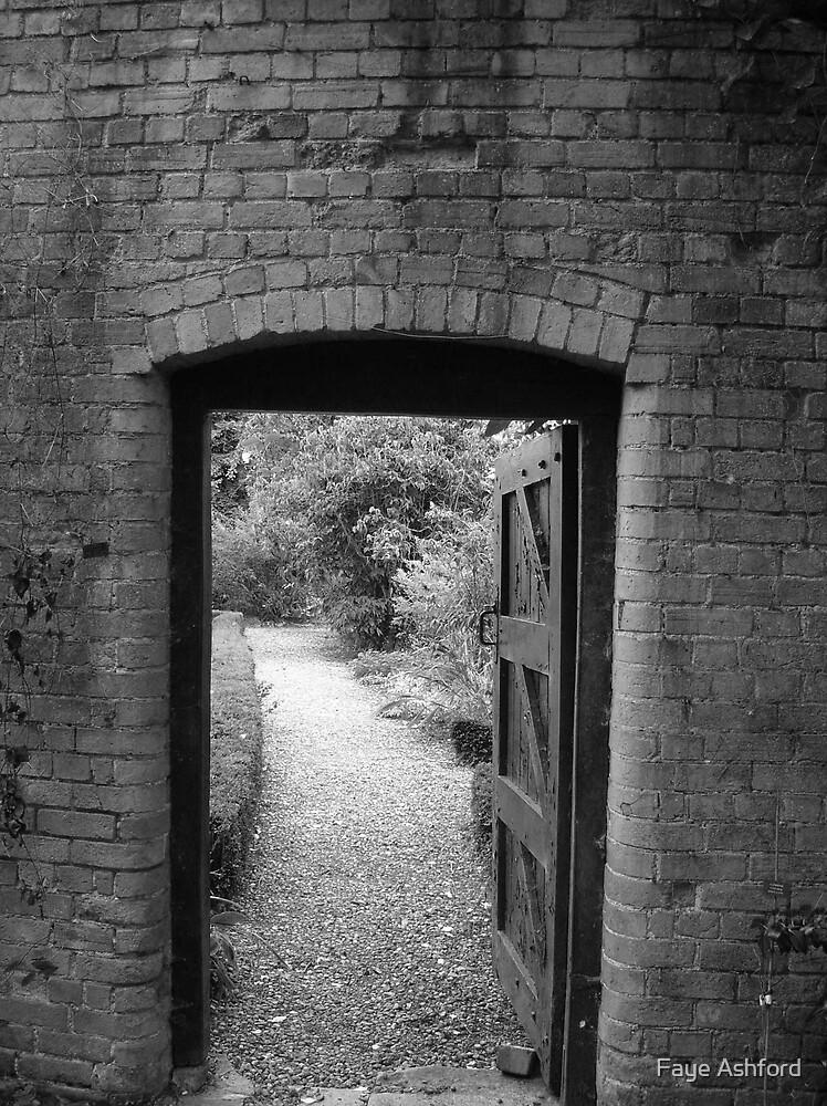 The Secret Garden by Faye Ashford