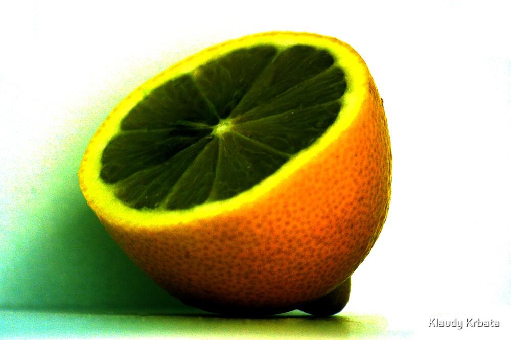 lemon by Klaudy Krbata