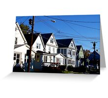 Ed Hopper's New England Greeting Card