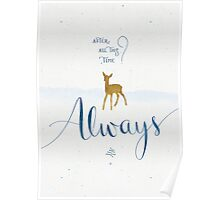 "Harry Potter ""Always"" Poster"
