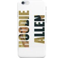 HOODIE ALLEN iPhone Case/Skin