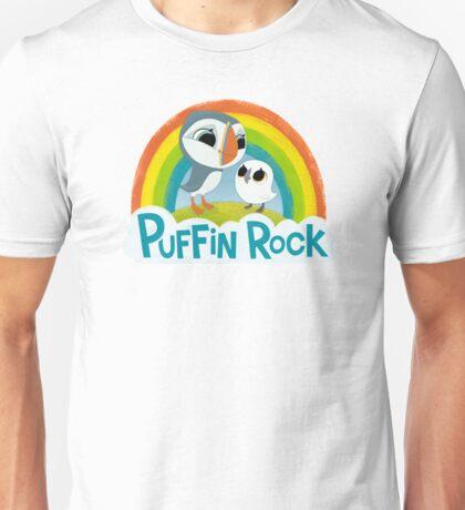 Puffin Rock Logo Unisex T-Shirt