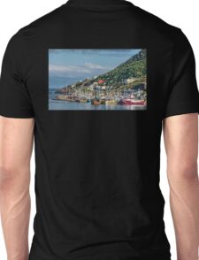 Fishing Harbour in Newfoundland, Canada Unisex T-Shirt