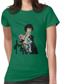 Smoky Womens Fitted T-Shirt
