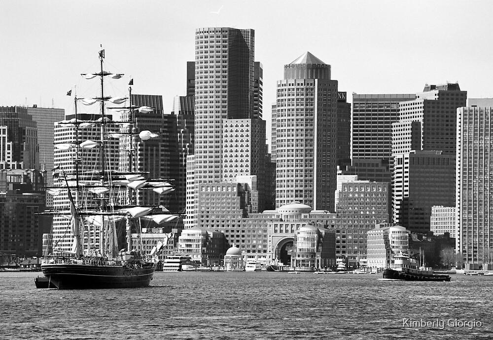 Boston by Kimberly Giorgio