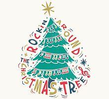 Rockin Christmas by wordquirk