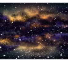 Fantasy Galaxy Sticker