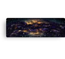 Fantasy Galaxy Canvas Print