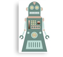 Awesome Robot Canvas Print