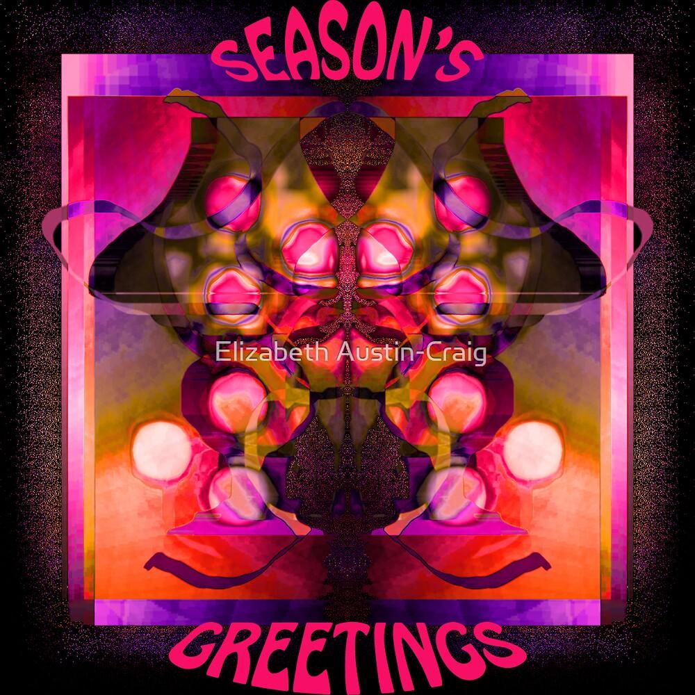 Season's Greetings by Rois Bheinn Art and Design