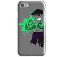 Green Death  iPhone Case/Skin
