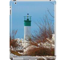 November lighthouse iPad Case/Skin