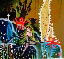 Ocotpus Wasteland by emma klingbeil