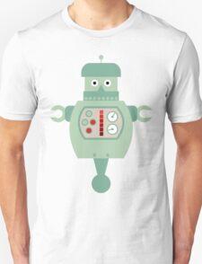 Barrel Robot Unisex T-Shirt